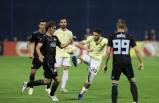Fenerbahçe ağır yaralı: Dinamo Zagreb: 4 - Fenerbahçe: 1