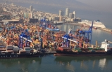 İzmir'de Ağustos ayında ithalat yüzde 24,8 azaldı