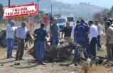 Feci kaza: Tren otomobile çarptı