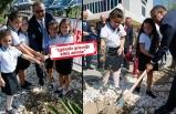 İzmir'de yeni eğitim öğretim yılına 'zeytin fidanlı' merhaba