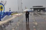 İzmir'e yağmur sürprizi!