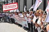 Kamu çalışanlarından ekonomi protestosu
