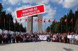 Karabağlarlı muhtarlar Çanakkale Şehitlik Turu'na katıldı
