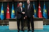 Kazakistan'la 5 önemli anlaşma imzalandı