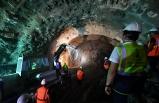 Kocaoğlu Narlıdere'de metro çalışmalarını inceledi