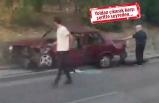 Konak'ta korkunç kaza: Doğuma gidiyorlardı...
