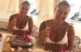 Pınar Altuğ yeni yaşını böyle kutladı!