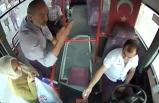Tartıştığı otobüs şoförü hayatını kurtardı