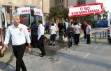 Adliye'deki gaz sızıntısından acı haber! Bir kişi hayatını kaybetti