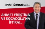 Ahmet Piriştina ve Kocaoğlu'na iftira!..