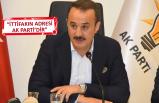 """AK Partili Şengül'den """"Cumhur İttifakı"""" çıkışı!"""