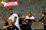 Altay'a evinde darbe