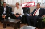 Başkan Pekdaş'a Mardinlilere konuk oldu