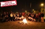 Bayraklı'dan izcileri buluşturan kamp