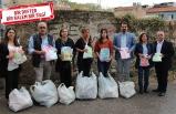 CHP Konak'tan 'farkındalık' kampanyası