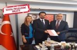 CHP'li Saygılı Konak için aday adayı oldu