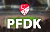 Göztepe PFDK'ya sevk edildi