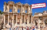İklim değişikliği Efes′i tehdit ediyor