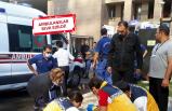 İzmir Adliyesi'nde zehirlenenler var! Bina boşaltıldı