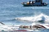 İzmir'de facia! Mültecileri taşıyan tekne battı!