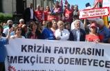 İzmir'de işçilerden iş bırakma eylemi!