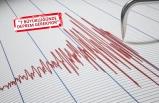 İzmir'de korkutan depremler