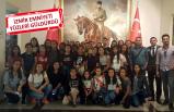 İzmir Emniyet Müdürlüğü'nden, 36 kız öğrenciye Ankara gezisi