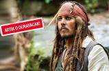 Jack Sparrow emekli oluyor!
