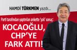 """""""Kocaoğlu, CHP'ye fark attı!"""""""