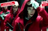 La Casa de Papel yeni sezondan ilk fragman! Berlin sürprizi