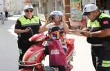 Seferihisar'da sürücülere uyarı