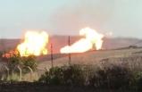 Silivri'de doğalgaz boru hattı patladı