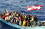 Afgan uyruklu 32 kaçak göçmen, park halindeki minibüste yakalandı