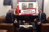 Başkan Kocaoğlu'ndan, İYİ Parti'ye nezaket ziyareti