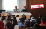Bayraklılı öğrencilere 'hayvan sevgisi' semineri