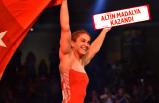 Buse Tosun Dünya Şampiyonu oldu