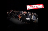 Dikili ve Seferihisar'da 111 kaçak göçmen yakalandı