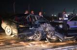 Feci kaza: Ölüler ve çok sayıda yaralı var