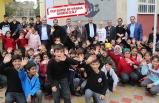 Gaziemir Belediye Başkanı Şenol'a eğitimcilerden teşekkür