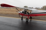 İki çocuk gezmek için uçak çaldı