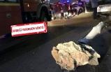 İzmir'de feci kaza: 3 kişi...