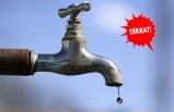 İzmir'in iki ilçesinde su kesintisi!