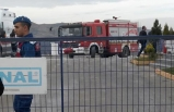 Kırıkkale Organize Sanayi Bölgesi'nde patlama!