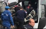 Manisa'da feci kaza: Otobüs ile kamyon çarpıştı