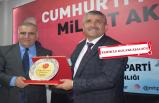 MHP İl Başkanı Şahin: İddialıyız , kazanacağız!