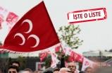 MHP İzmir'de yeni Başkanlık Divanı tamam!