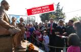 Mustafa Kemal Atatürk Parkı Urla'da açıldı