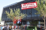 Pınarbaşı Kültür Merkezi, hiç boş kalmıyor