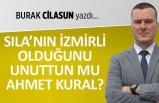 """""""Sıla'nın İzmirli olduğunu unuttun mu Ahmet Kural?"""""""