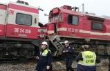 Sivas'ta iki tren çarpıştı : yaralılar var
